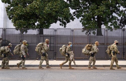 The Nebraska National Guard has begun canceling training events as other Guard units across the country prepare to take even more drastic measures if Congress doesn't reimburse the National Guard Bureau for the more than half a billion dollars spent securing the Capitol in the months following the January 6th riot.
