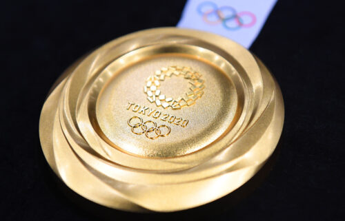 With April 14 marking 100 days to go until the Olympics get underway in Japan on July 23