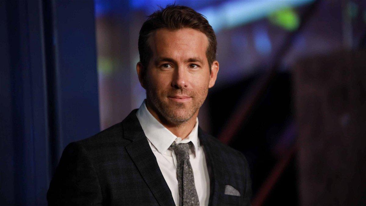 <i>Jason Mendez/WireImage/Getty Images</i><br/>Ryan Reynolds spoke to the