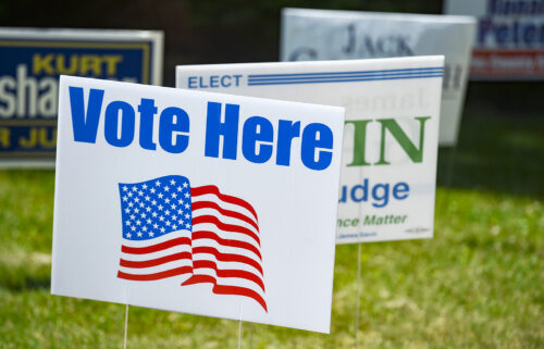 """Disabled veterans """"rely on mail-in voting"""