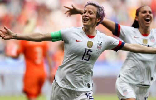 Players from the United States women's national soccer team filed an appeal July 23 to overturn a 2020 decision against their equal pay lawsuit