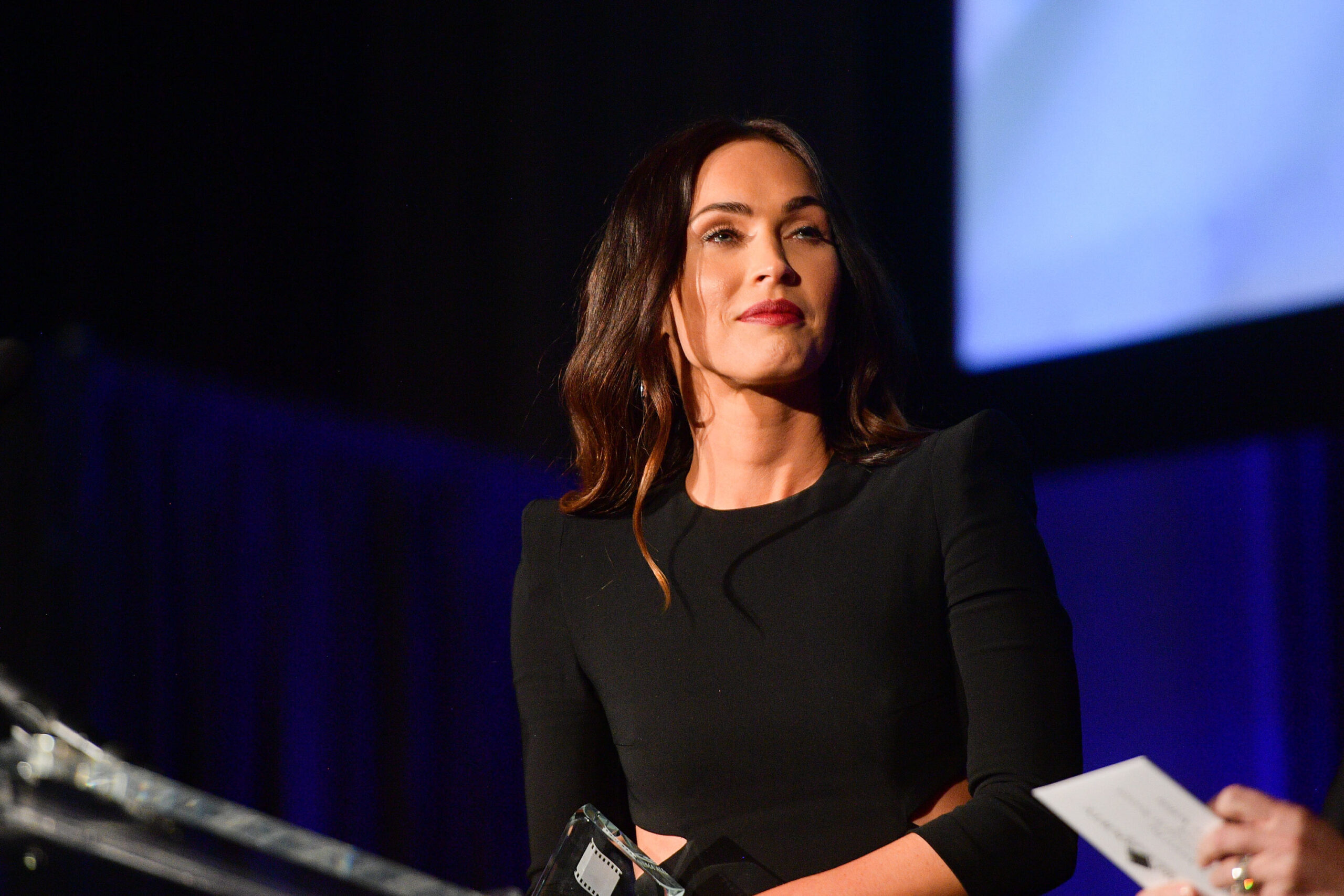<i>Matt Winkelmeyer/Getty Images</i><br/>Megan Fox says she no longer drinks after her experience at the Golden Globes in 2009.