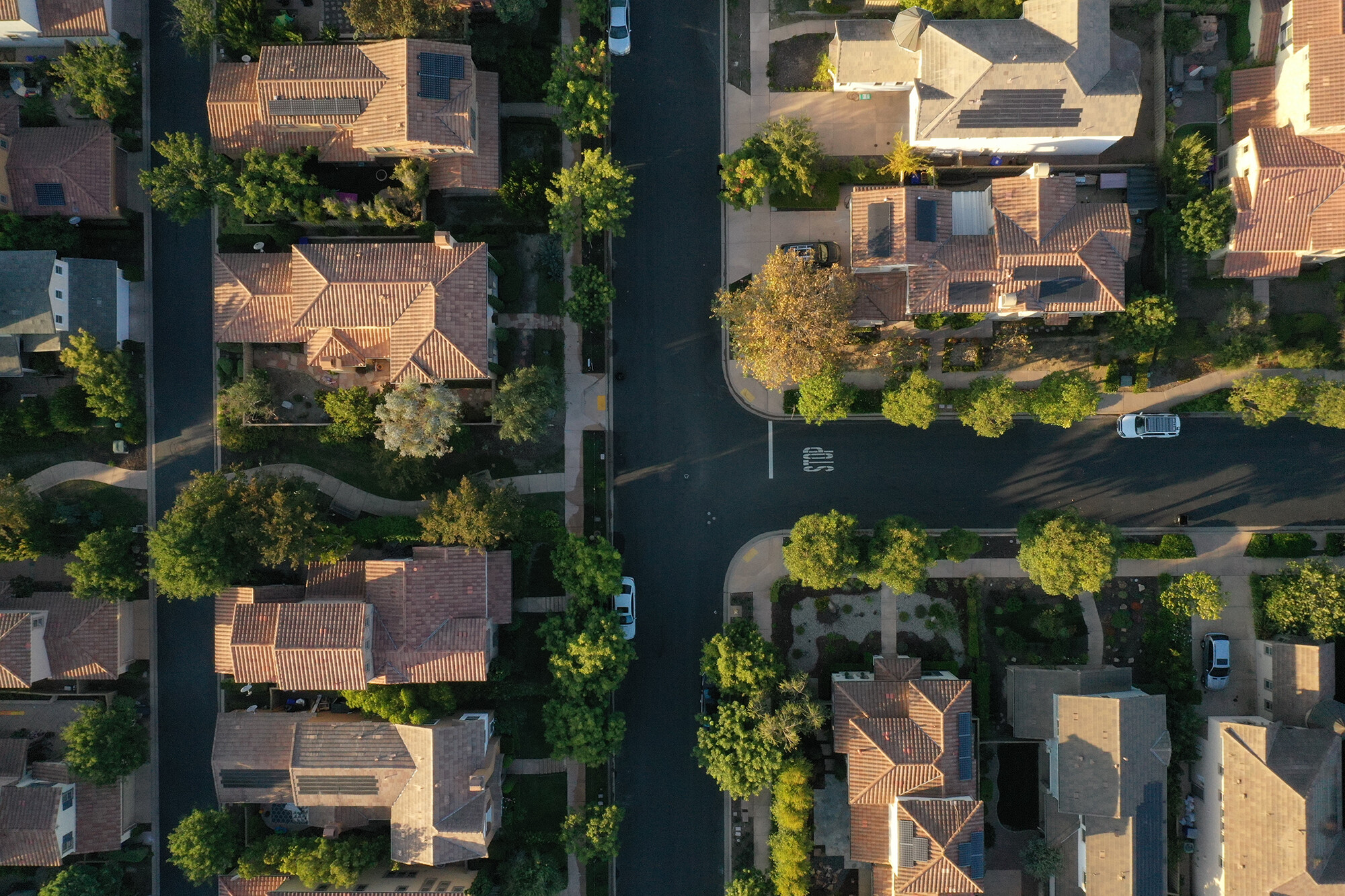 <i>Bing Guan/Bloomberg/Getty Images</i><br/>Home sales inched slightly higher in June as the inventory of available homes to buy increased
