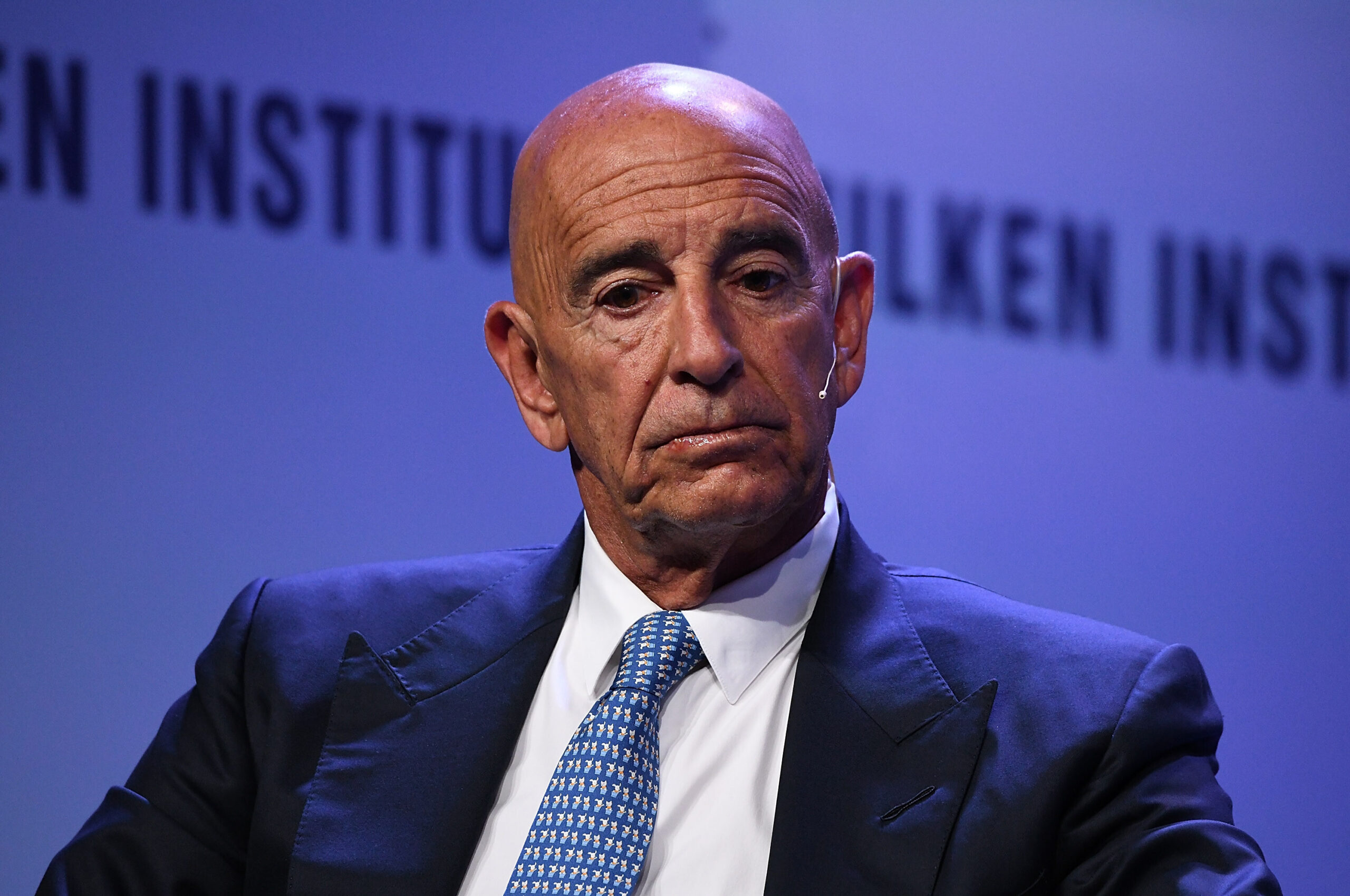 <i>Michael Kovac/Getty Images/FILE</i><br/>A federal magistrate judge on July 23 ordered Tom Barrack