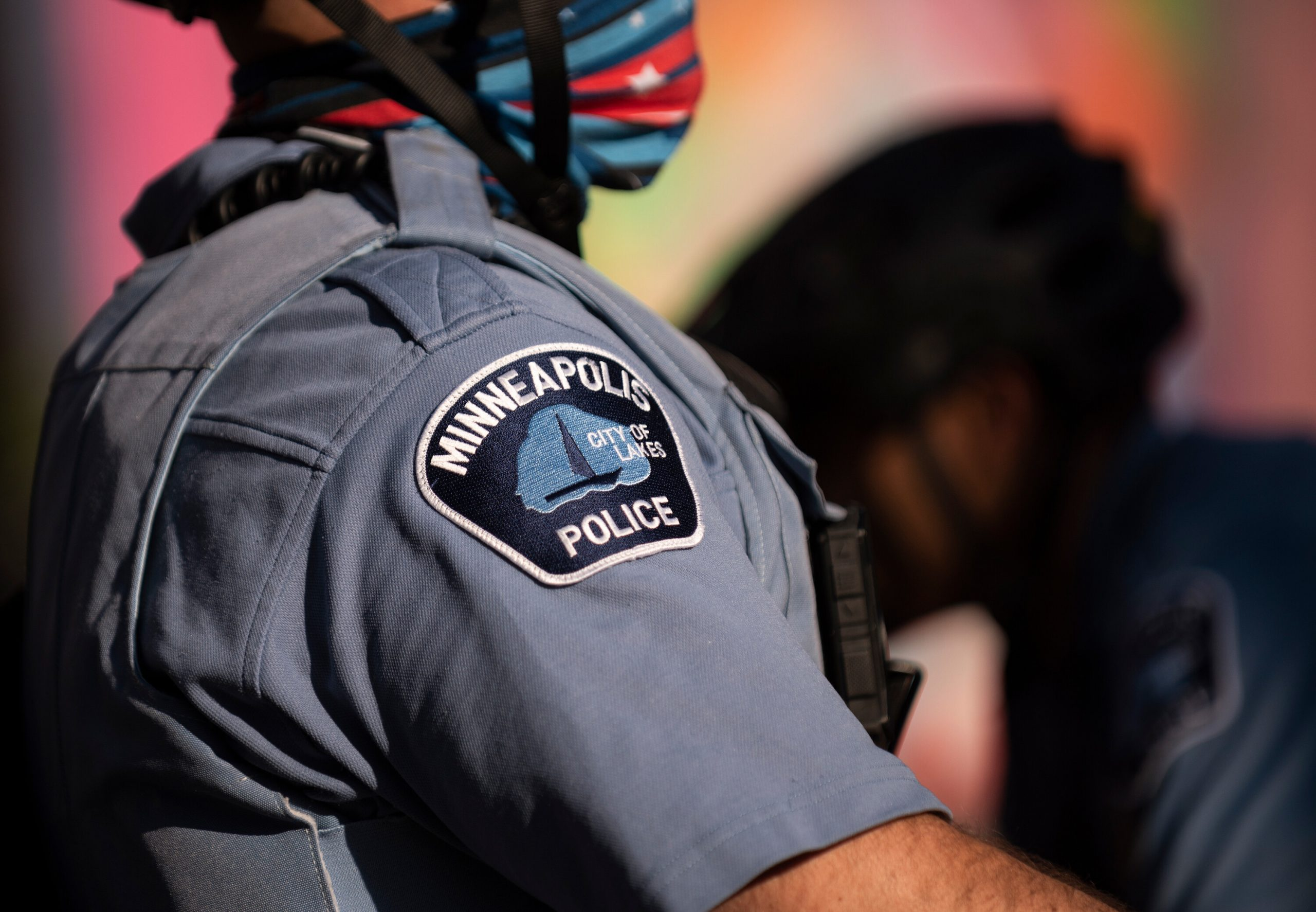 <i>Stephen Maturen/Getty Images</i><br/>Officials on Friday approved the language of a ballot measure that will ask voters in November whether the city's police department should be replaced with public safety department.