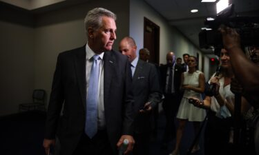House Minority Leader Kevin McCarthy chose five Republicans to serve on the House select committee.