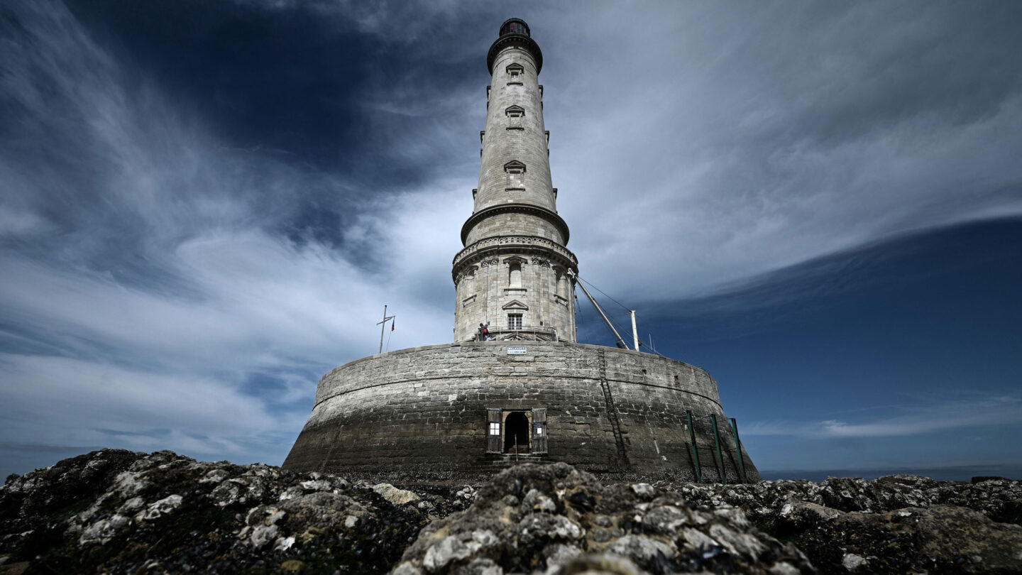 <i>Philippe Lopez/AFP/Getty Images</i><br/>The Cordouan lighthouse in Le Verdon-sur-Mer