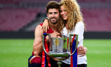 Shakira has a home in the Barcelona area