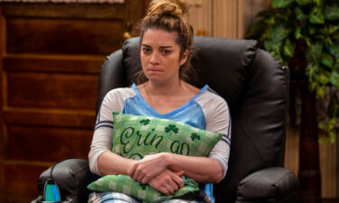Annie Murphy as Allison in 'Kevin Can F*** Himself.'