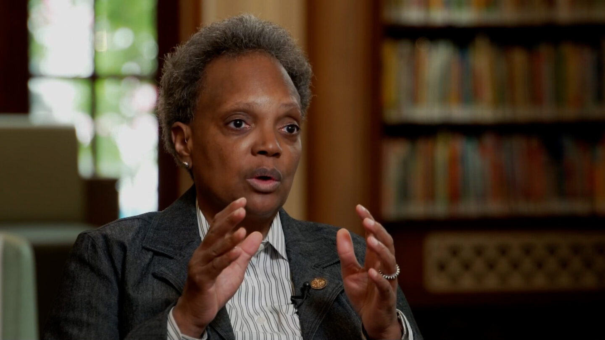 <i>CNN</i><br/>Chicago Mayor Lori Lightfoot has been criticized as