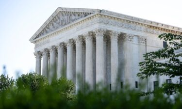 A view of the U.S. Supreme Court is shown on June 28 in Washington