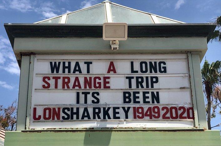Jon Sharkey 1949-2020