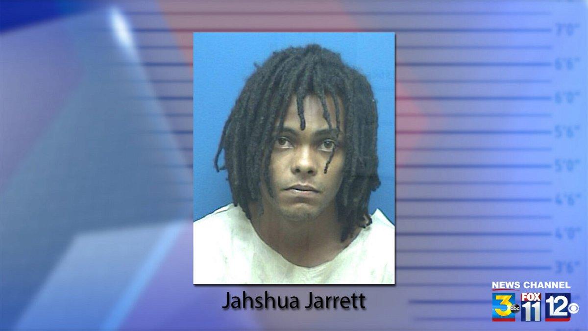 Jahshua Jarrett, 23, of Santa Paula