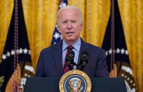 President Joe Biden on Thursday announced four judicial nominees