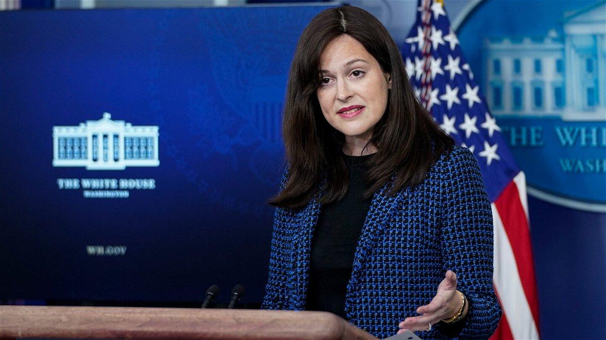 <i>Drew Angerer/Getty Images</i><br/>White House Deputy National Security Advisor Anne Neuberger