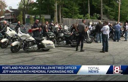 Police in Portland