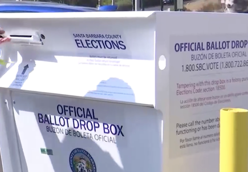 One week out to the Gubernatorial recall election, most voters still holding their ballots | NewsChannel 3-12 - KEYT