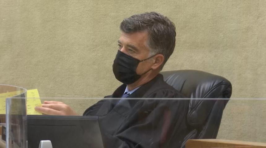 SLO County Judge Craig van Rooyen
