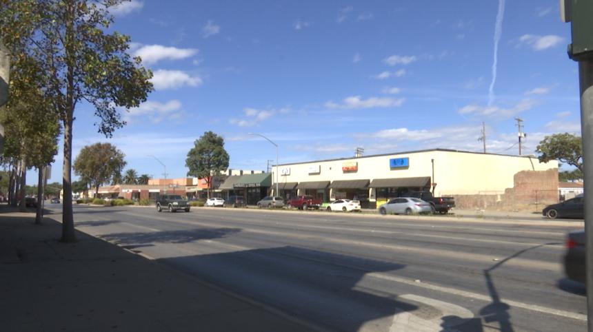 Main Street Santa Maria