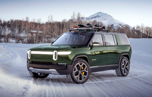 Rivian customers say they prefer the style of the vehicles to Tesla's.