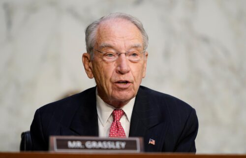 Sen. Chuck Grassley (R-IA) announced on Friday that he will run for reelection next year.