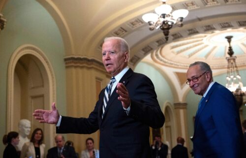 President Joe Biden may have started this week with a foreign policy-heavy schedule
