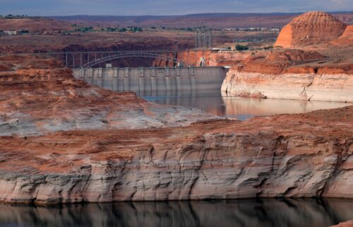 Severe drought threatens the water flow through the Colorado River Basin