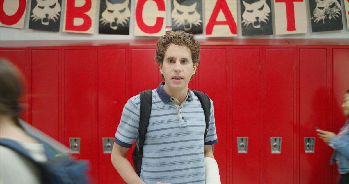 <i>Universal Pictures</i><br/>Ben Platt as Evan Hansen in Dear Evan Hansen