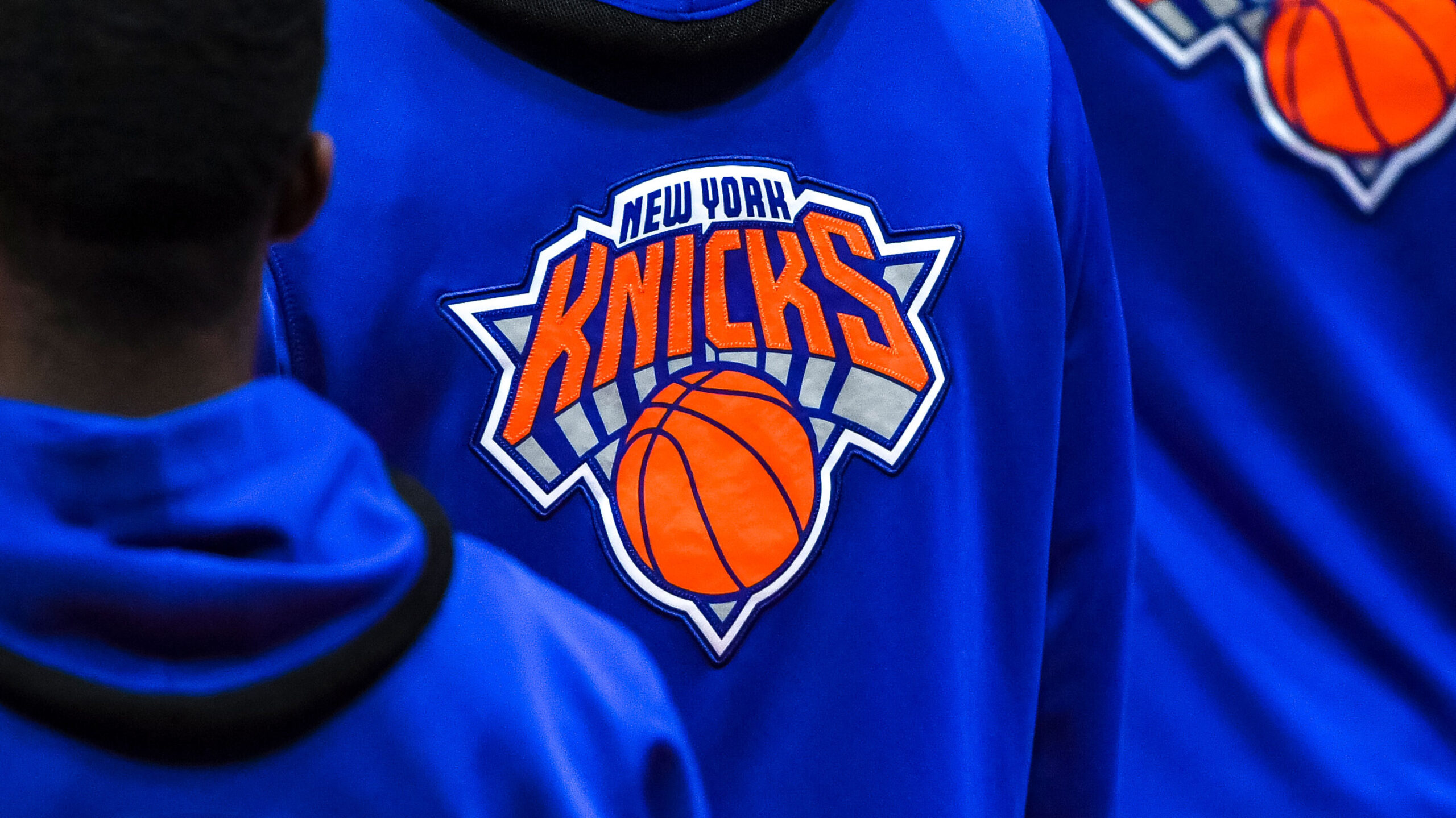 <i>Nic Antaya/Getty Images</i><br/>The New York Knicks adhered to local rules to get fully vaccinated before the season begins October 19.
