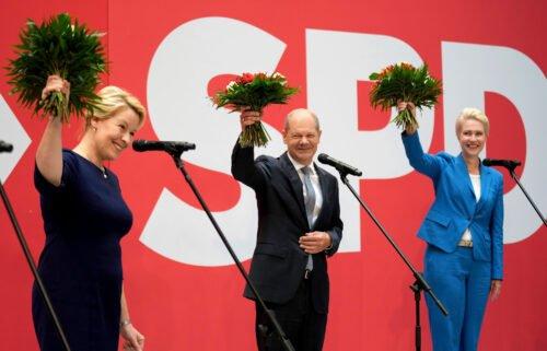 Annalena Baerbock's party