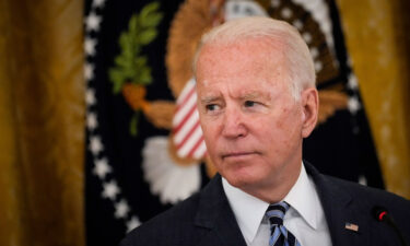 President Joe Biden on Friday urged Democrats to pass massive infrastructure and social safety net legislation at a time when sharp disagreements between moderate and progressive members of his party threaten his domestic agenda.