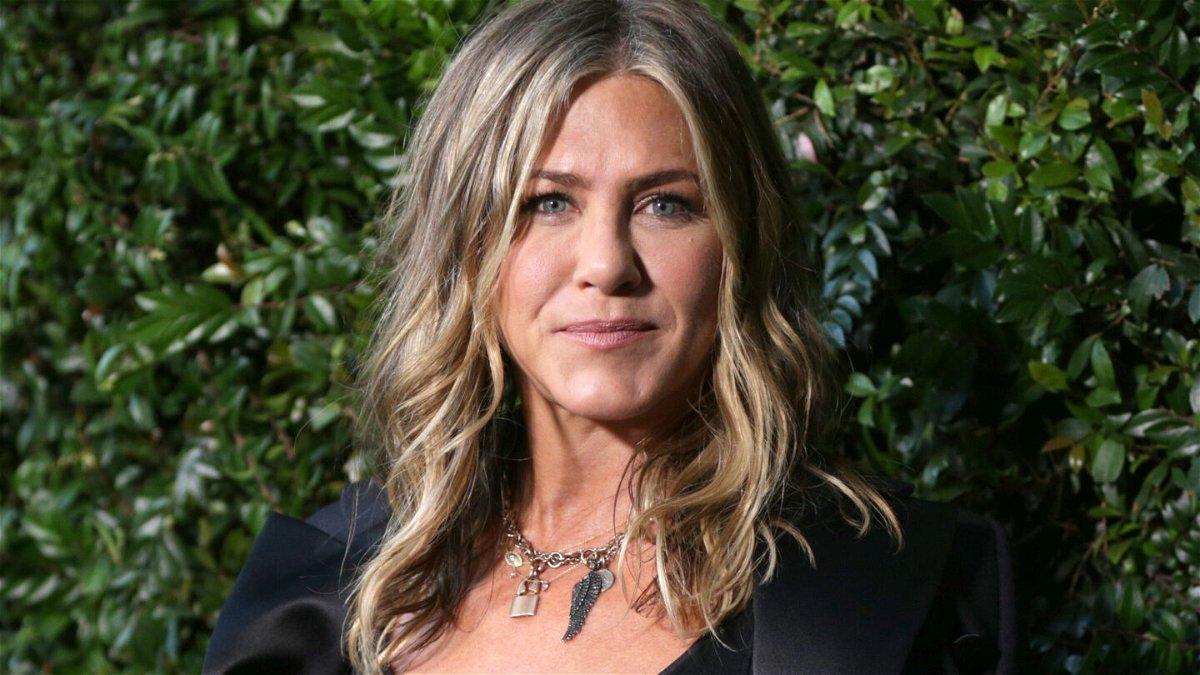 <i>Rich Fury/Getty Images</i><br/>Jennifer Aniston