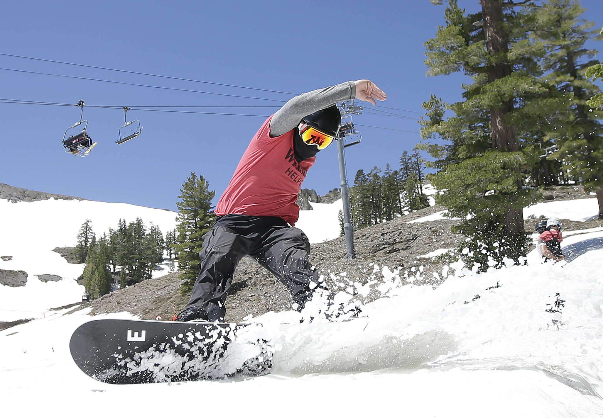 <i>Rich Pedroncelli/AP/FILE</i><br/>The Squaw Valley Alpine Meadows ski resort is changing its name to Palisades Tahoe