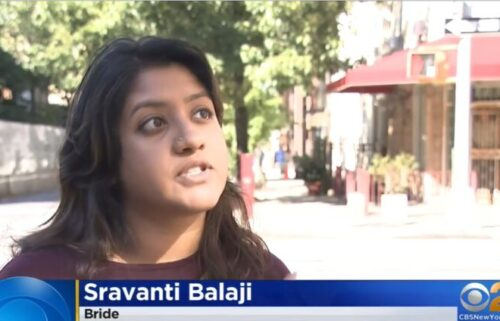 Sravanti Balaji is one of many having trouble getting a marriage license in New York City.