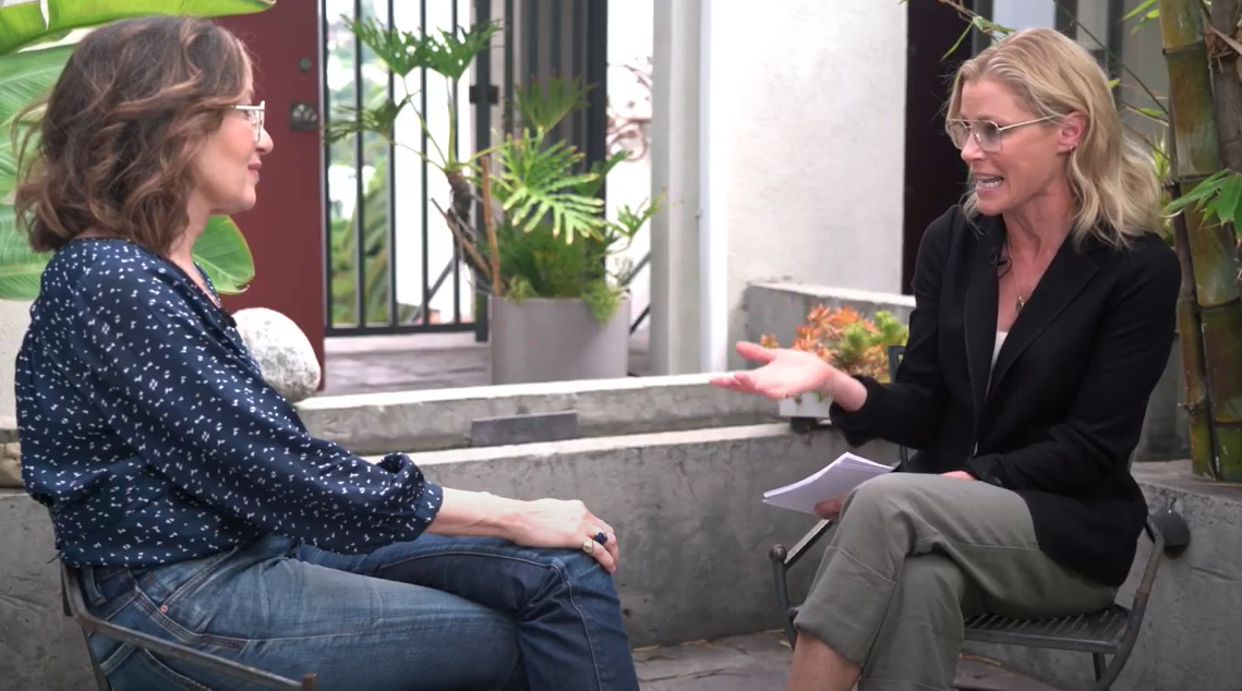 Annabelle Gurwitch and Julie Bowen discuss homelessness and New Beginnings