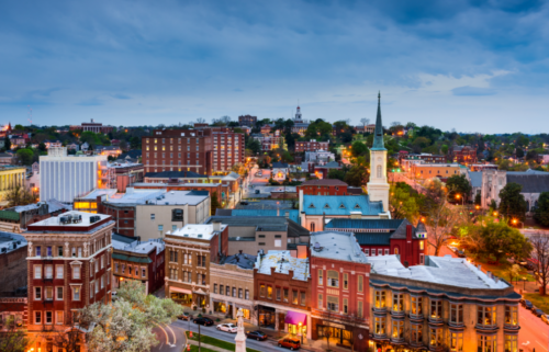 The richest town in every state