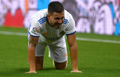 Eden Hazard hopes to appear in his first Clasico for Real Madrid.