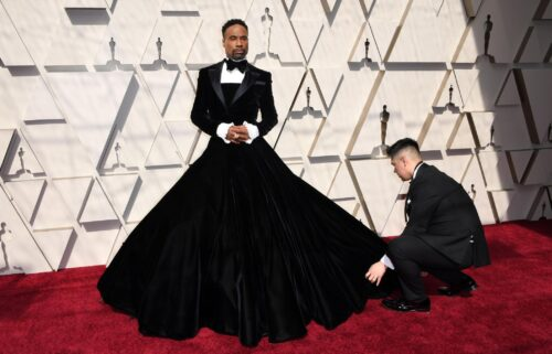 Billy Porter argued there was a disconnect in the opportunities afforded to him as a Black