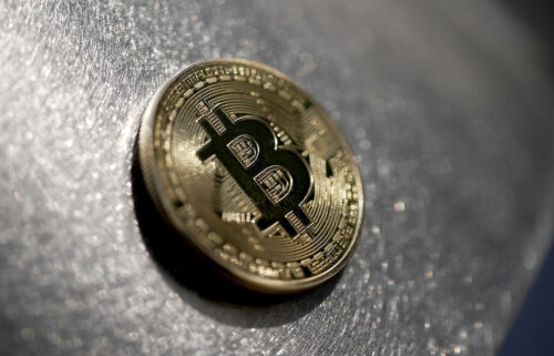 Cryptocurrency investors finally got what they've been clamoring for as the first bitcoin-linked