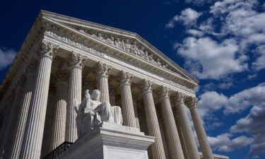The Supreme Court allowed a Texas law that bars most abortions after six weeks to remain in place for now.